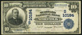 National Bank Notes:Virginia, Norfolk, VA - $10 1902 Date Back Fr. 620 The Seaboard NB Ch. #(S)10194. ...