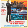 """Movie Posters:Action, The Mechanic (United Artists, 1972). Six Sheet (78.5"""" X 77"""").Action.. ..."""