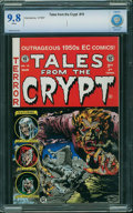 Modern Age (1980-Present):Horror, Tales From the Crypt #19 - CBCS CERTIFIED (Russ Cochran/GemstonePublishing, 1997) CGC NM/MT 9.8 White pages.