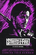 "Movie Posters:Action, Streets of Fire (Universal, 1984). One Sheets (5) (27"" X 40""&27"" X 41"") SS Regular & Advance Styles. Action.. ... (Total: 5Items)"