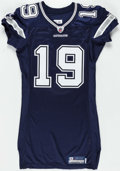 Football Collectibles:Uniforms, 2011 Miles Austin Game Worn Dallas Cowboys Jersey and Pants Uniform.. ...