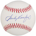 Autographs:Baseballs, Sandy Koufax Single Signed Baseball. . ...
