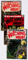 Bronze Age (1970-1979):Horror, The Witching Hour Group of 76 (DC, 1969-78) Condition: AverageVG.... (Total: 76 Comic Books)