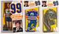 """Hockey Collectibles:Others, 1983 Wayne Gretzky """"Mattel"""" The Great Gretzky Doll With Clothing Accessories.. ..."""