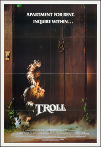 "Troll & Others Lot (Empire, 1985). One Sheets (3) (27"" X 41"" & 28"" X 41""). Fantasy..."