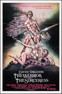 """The Warrior and the Sorceress (Columbia, 1984). One Sheets (5) Identical (27"""" X 41""""). Fantasy. ... (Total: 5 I..."""