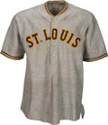 "Baseball Collectibles:Uniforms, 1936 Julius ""Moose"" Solters Game Worn St. Louis Browns Uniform.. ..."