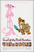 "Movie Posters:Comedy, Trail of the Pink Panther (United Artists, 1982). One Sheet (27"" X 41""). Comedy.. ..."