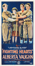 """Baseball Collectibles:Others, 1926 """"Lightning Slider"""" Movie Poster. . ..."""