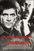 """Movie Posters:Action, Lethal Weapon & Other Lot (Warner Brothers, 1987). One Sheets(2) (27"""" X 40"""" & 27"""" X 41""""). Action.. ... (Total: 2 Items)"""