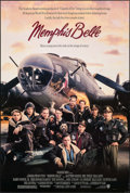 "Movie Posters:War, Memphis Belle (Warner Brothers, 1990). One Sheet (27"" X 40""). War.. ..."