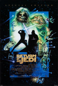 """Movie Posters:Science Fiction, Return of the Jedi & Other Lot (20th Century Fox, R-1997). OneSheets (2) (26.75"""" X 39.75"""") SS Style E. Science Fiction.. ...(Total: 2 Items)"""