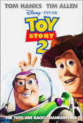 """Movie Posters:Animation, Toy Story 2 (Buena Vista, 1999). One Sheet (27"""" X 40"""") DS. Animation.. ..."""