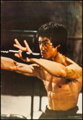 """Movie Posters:Action, Bruce Lee in Enter the Dragon (Warner Brothers, 1973). PersonalityPosters (2) (26.5"""" X 39"""", 36"""" X 24""""). Action.. ... (Total: 2 Items)"""