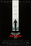 "Movie Posters:Action, The Crow (Miramax, 1994). One Sheet (27"" X 40"") & Door Panel (26"" X 72""). Action.. ... (Total: 2 Items)"