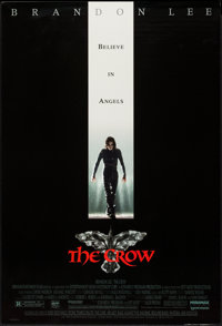 "The Crow (Miramax, 1994). One Sheet (27"" X 40"") & Door Panel (26"" X 72""). Action. ... (Total: 2..."