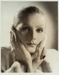 Photographs, Clarence Sinclair Bull (American, 1895-1979). Kobal Collection Portfolios I, II, and III (fifteen photographs of Greta G... (Total: 15 Items)