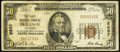 National Bank Notes:Colorado, Durango, CO - $50 1929 Ty. 1 The First NB Ch. # 2637. ...
