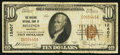 National Bank Notes:Montana, Billings, MT - $10 1929 Ty. 1 The Midland NB Ch. # 12407. ...
