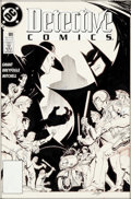 Original Comic Art:Covers, Norm Breyfogle Detective Comics ...