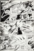 Original Comic Art:Panel Pages, Gene Colan and Tony DeZuniga The Phantom Zone #2 Page 12Original Art (DC, 1982)....