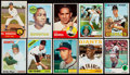 Baseball Cards:Lots, 1950's - 1980's Baseball Stars & Hall of Famers Collection(15). ...