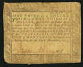 Colonial Notes:Maryland, Maryland December 7, 1775 $1/3 Very Fine.. ...