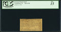 Colonial Notes:New York, Canajoharie - Reformed Dutch Church Feb. 4, 1793 2d PCGS Fine 15....