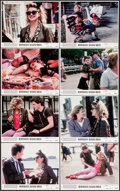 """Movie Posters:Comedy, Desperately Seeking Susan (Orion, 1985). Near Mint. Mini Lobby Card Set of 8 (8"""" X 10""""). Comedy.. ... (Total: 8 Ite..."""
