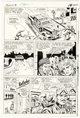 Dick Ayers and Frank Giacoia Sgt. Fury #19 Story Page 8 Original Art (Marvel, 1965).... (1)