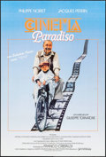 "Movie Posters:Foreign, Cinema Paradiso (Sovereign Pictures, 1980). Folded, Very Fine-. One Sheet (27"" X 40""). Foreign.. ..."