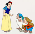 Animation Art:Seriograph, Snow White Limited Edition Serigraph (Walt Disney, c.1990s)....
