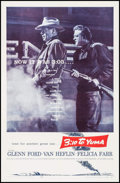 """Movie Posters:Western, 3:10 to Yuma (Columbia, 1957). One Sheet (27"""" X 41""""). Western.. ..."""