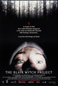 """Movie Posters:Horror, The Blair Witch Project & Other Lots (Artisan, 1999). One Sheets (2) (27"""" X 40"""") SS & DS. Horror.. ... (Total: 2 Items)"""