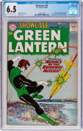 Silver Age (1956-1969):Superhero, Showcase #22 Green Lantern (DC, 1959) CGC FN+ 6.5 Cream to off-white pages....