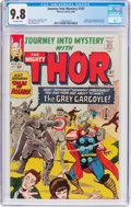 Silver Age (1956-1969):Superhero, Journey Into Mystery #107 (Marvel, 1964) CGC NM/MT 9.8 Off-whitepages....