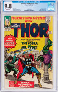 Silver Age (1956-1969):Superhero, Journey Into Mystery #105 (Marvel, 1964) CGC NM/MT 9.8 Off-whitepages....