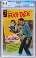 Silver Age (1956-1969):Science Fiction, Star Trek #2 (Gold Key, 1968) CGC NM+ 9.6 Off-white to white pages....