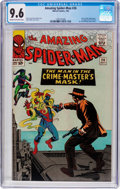 Silver Age (1956-1969):Superhero, The Amazing Spider-Man #26 (Marvel, 1965) CGC NM+ 9.6 Cream tooff-white pages....