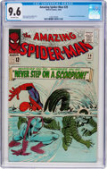 Silver Age (1956-1969):Superhero, The Amazing Spider-Man #29 (Marvel, 1965) CGC NM+ 9.6 Off-whitepages....