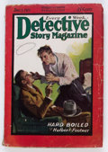 Pulps:Detective, Detective Story Magazine (Street & Smith, 1925) Condition:Average GD/VG....