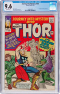 Silver Age (1956-1969):Superhero, Journey Into Mystery #106 (Marvel, 1964) CGC NM+ 9.6 Off-whitepages....