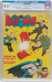Batman #18 (DC, 1943) CGC VF+ 8.5 Off-white to white pages