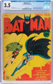 Batman #1 (DC, 1940) CGC VG- 3.5 Cream to off-white pages