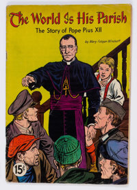 The World Is His Parish #nn (George A. Pflaum, 1953) Condition: VG
