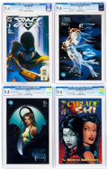 Modern Age (1980-Present):Miscellaneous, Comic Books - Assorted Modern Age Comics CGC-Graded Group of 6 (Various Publishers, 1995-2007).... (Total: 6 Comic Books)