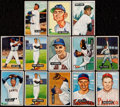 Baseball Cards:Lots, 1951 Bowman Baseball Collection (13). . ...