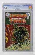 Bronze Age (1970-1979):Horror, Swamp Thing #9 (DC, 1974) CGC NM+ 9.6 Off-white to white pages....