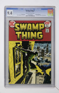 Bronze Age (1970-1979):Horror, Swamp Thing #7 (DC, 1973) CGC NM 9.4 Off-white to white pages....