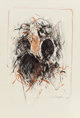 Joan Mitchell (1926-1992) Untitled, c. 1960's Lithograph in colors on paper 14-1/8 x 10-5/8 inches (35.9 x 27 cm) (sh...